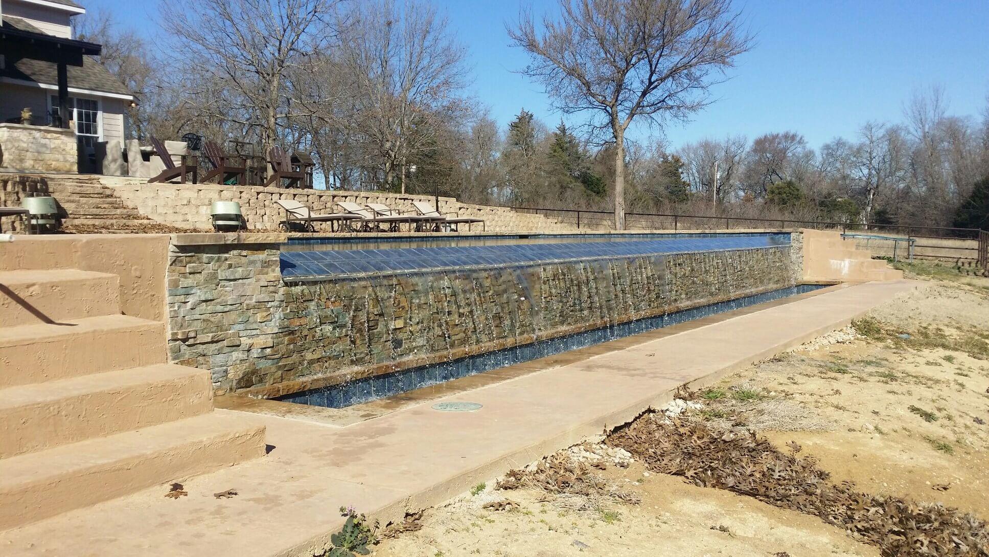 Dallas Custom Pools Mckinney Inground Pools