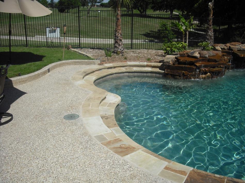 Custom Pool Photos Dallas Desoto Inground Pools Allen