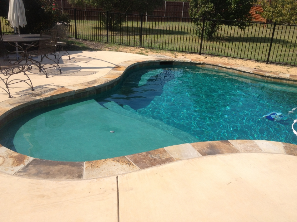 Custom Pool Photos Dallas Desoto Inground Pools Allen Gunite Pools