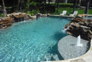 Dallas Inground Pools Builder