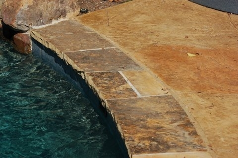 Pool Gunite