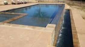 Geometric Pool & Spa