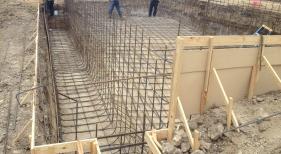 Pool Steel Installation