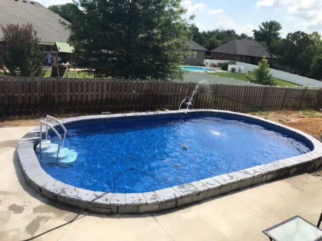 Affordable Semi Inground Pools In The