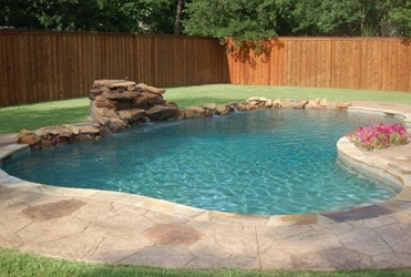 Custom Gunite Pools