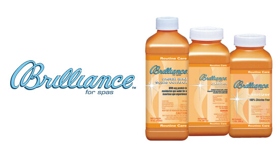Brilliance® for Spas