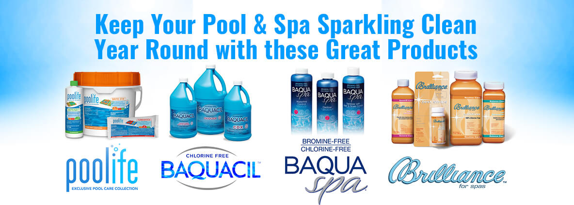 Pool Supplies & Chemicals